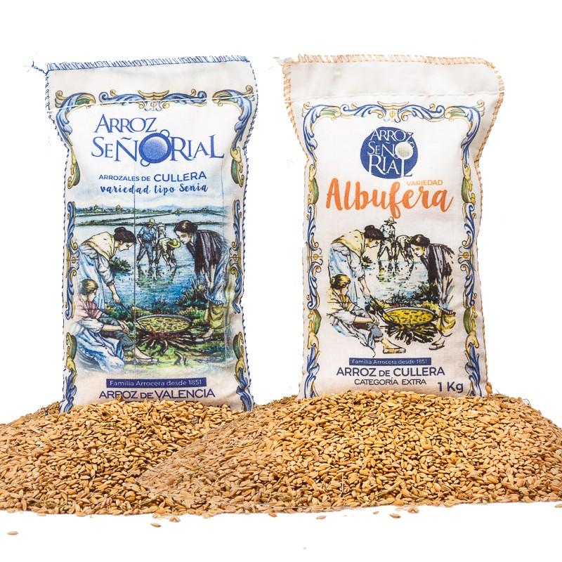 APCK DE ARROZ SENIA + ALBUFERA