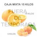 Mixta Naranjas y Mandarina 15 kilos