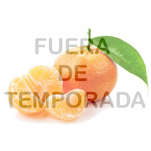 Mandarina Valenciana 10 kilos