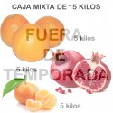 Mixta Naranja, Mandarinas y Granadas 15 Kg