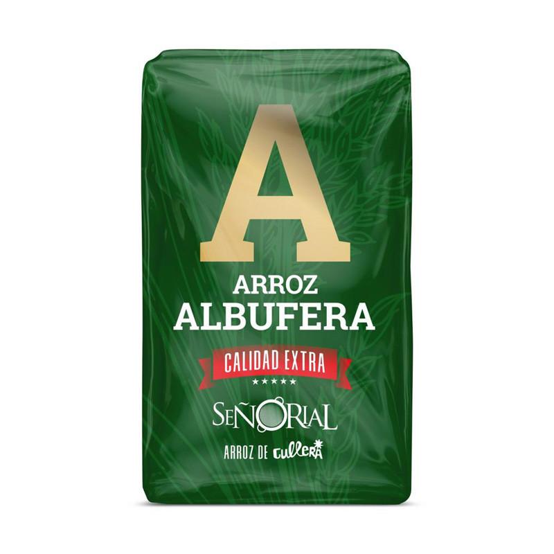 ARROZ VARIEDAD ALBUFERA